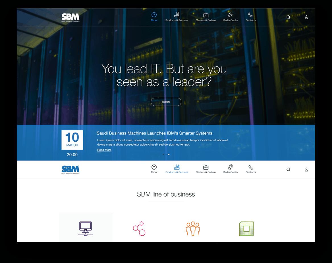SBM Website